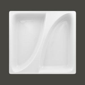 Gastro nádoba porcelánová Zamma Gn 2/3 dělená